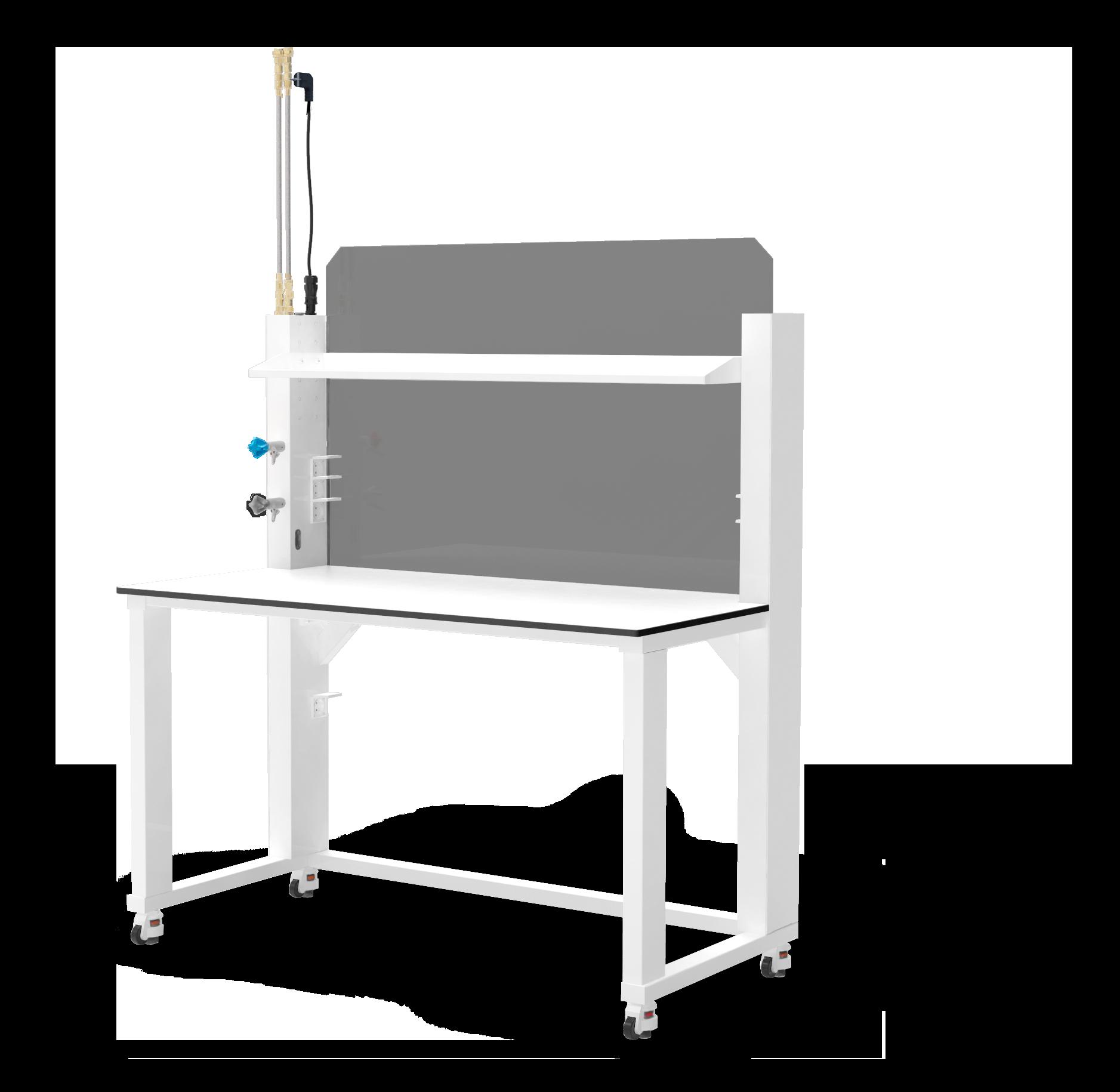 Smart Lab BenchTech Laborsystem